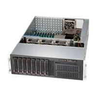 Supermicro SC835 XTQ-R982B - rack-mountable - 3U  RM
