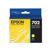 Epson 702 With Sensor - jaune - originale - cartouche d'encre