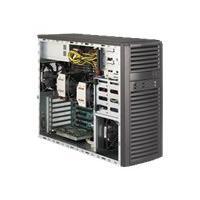 Supermicro SuperWorkstation 7037A-iL - MDT - pas de processeur - 0 Go