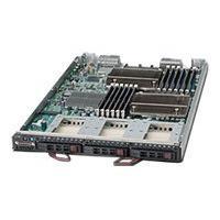 Supermicro SuperBlade SBI-7427R-T3 - blade - no CPU - 0 GB