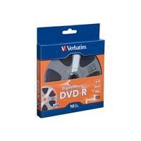 Verbatim DigitalMovie - DVD-R x 10 - 4.7 GB - storage media