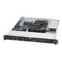 Supermicro SC111 LT-330CB - rack-mountable - 1U - extended ATX  RM