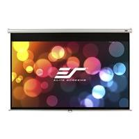 Elite Screens Manual Series M100NWV1 - projection screen - 100