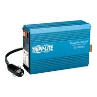 Tripp Lite Ultra-Compact Car Inverter 375W 12V DC to 230V AC 1 Universal Outlet - DC to AC power inverter - 375 Watt