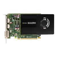 NVIDIA Quadro K2200 - carte graphique - Quadro K2200 - 4 Go