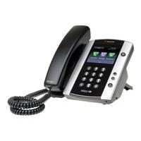 Poly VVX 501 - VoIP phone - 3-way call capability