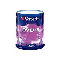 Verbatim - DVD+R x 100 - 4.7 Go - support de stockage