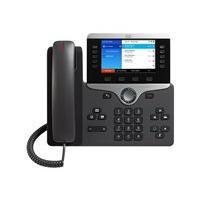 Cisco IP Phone 8861 - with Multiplatform Phone Firmware - téléphone VoIP