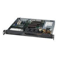 Supermicro SC512 F-600LB - rack-mountable - 1U - ATX  RM