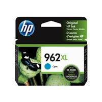 HP 962XL - High Yield - cyan - original - Officejet - ink cartridge