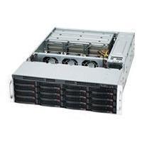 Supermicro SC837 E26-RJBOD1 - rack-mountable - 3U KRM