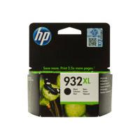 HP 932XL - High Yield - black - original - Officejet - ink cartridge