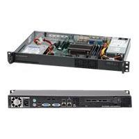 Supermicro SuperServer 5017C-LF - rack-mountable - no CPU - 0 GB