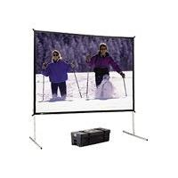 Da-Lite Fast-Fold Deluxe Screen System écran de projection