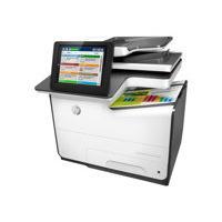 HP PageWide Enterprise Color MFP 586f - imprimante multifonctions - couleur (Anglais, français, espagnol / Canada, Mexique, Etats-Unis, Amérique latine (sauf Argentine, Brésil, Chili))