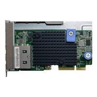 Lenovo ThinkSystem - adaptateur réseau - LAN-on-motherboard (LOM) - 10Gb Ethernet x 2