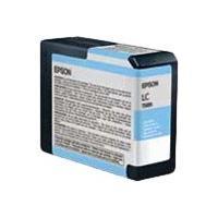 Epson T580 - cyan clair - original - cartouche d'encre
