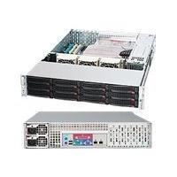 Supermicro SC826 E16-R1200LPB - rack-mountable - 2U - extended ATX  RM