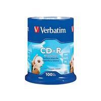 Verbatim - CD-R x 100 - 700 Mo - support de stockage