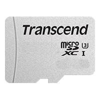 Transcend 300S - flash memory card - 65 GB - microSDXC