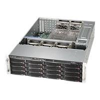 Supermicro SC836 BE16-R920B - rack-mountable - 3U - extended ATX  RM