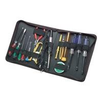 Manhattan Technician Tool Kit, Computer Tool Kit, 17 pieces - ensemble d'outils de réparation d'ordinateur