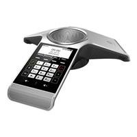 Yealink CP930W - conference VoIP phone - with Bluetooth interface - 5-way call capability