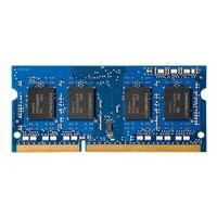 HP - DDR3 - 1 GB - SO-DIMM 144-pin - unbuffered