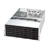 Supermicro SC846 A-R1200B - rack-mountable - 4U - extended ATX  RM