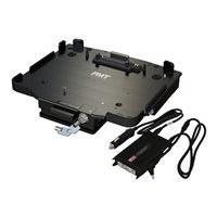 PMT TrimLine - station d'accueil - VGA, HDMI - 10Mb LAN