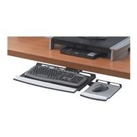 Fellowes Office Suites Keyboard Tray - la plate-forme du clavier