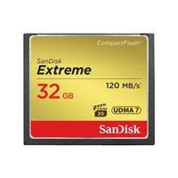 SanDisk Extreme - flash memory card - 32 GB - CompactFlash