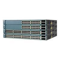 Cisco Catalyst 3560E-48TD-SD - commutateur - 48 ports - Géré - Montable sur rack