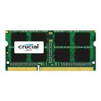 Crucial - DDR3 - 8 Go - SO DIMM 204 broches - mémoire sans tampon