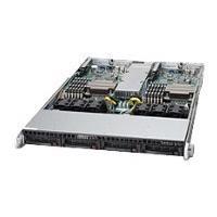 Supermicro SuperServer 5016Ti-TF - Montable sur rack - pas de processeur - 0 Go