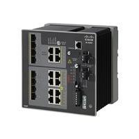 Cisco Industrial Ethernet 4000 Series - commutateur - 16 ports - Géré - Conformité TAA