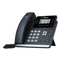 Yealink SIP-T42S - VoIP phone - 3-way call capability