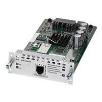 Cisco 1-port VDSL2/ADSL2+ over POTS with Annex M - DSL modem