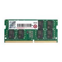 Transcend Industrial Grade - DDR4 - module - 8 Go - SO DIMM 260 broches - 2400 MHz / PC4-19200 - mémoire sans tampon
