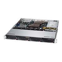Supermicro SC813M FTQ-441CB - rack-mountable - 1U - ATX  RM