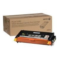 Xerox Phaser 6280 - jaune - original - cartouche de toner