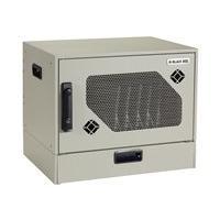Black Box Wallmount Charging Locker phone / tablet / notebook charging station