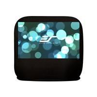 Elite Screens Pop-Up Cinema Series POP92H - projection screen - 92