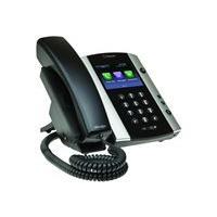 Poly VVX 501 - téléphone VoIP - (conférence) à trois capacité d'appel