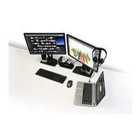 IOGEAR USB 3.0 Universal Docking Station - docking station - DVI, HDMI