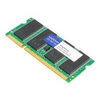 AddOn - DDR4 - 8 GB - SO-DIMM 260-pin - unbuffered