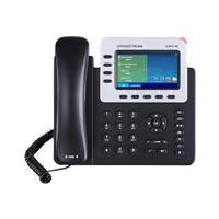 Grandstream GXP2140 Enterprise IP Phone - VoIP phone - 5-way call capability
