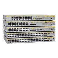 Allied Telesis AT x610-24Ts/X - commutateur - 24 ports - Géré - Montable sur rack