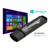 Kanguru Mobile WorkSpace - USB flash drive - Windows To Go certified - 64 GB