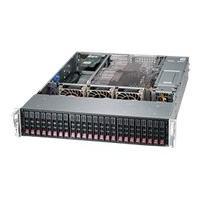 Supermicro SC216 BE26-R920UB - rack-mountable - 2U - enhanced extended ATX